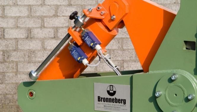 Cizalla de cocodrilo Bronneberg A-500E
