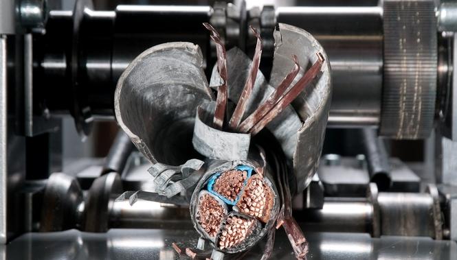 Bronneberg Kabelschälmaschinen