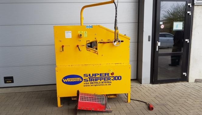 Maquina Pelacables usada Wrights SS-300 - 2016