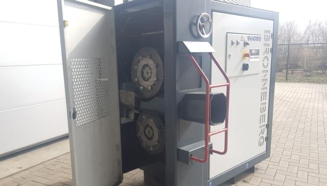 Maquina Pelacables usada Bronneberg Kab-W 2017