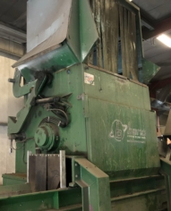 BANO WEEE recycling line compleet with Bakker BM 36-X Eddy-Current (Year. 2015 )